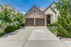 Houston Home at 17502 Browning Trace Lane Richmond , TX , 77407-2754 For Sale