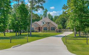 Houston Home at 7427 Millies Run Road Montgomery , TX , 77316-6803 For Sale