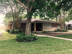 Houston Home at 3627 Grennoch Lane Houston , TX , 77025-1935 For Sale