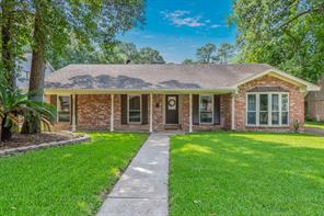 Houston Home at 415 Enchanted Trail Drive Spring , TX , 77388-8925 For Sale