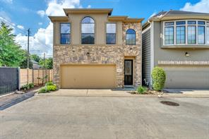 Houston Home at 1320 Studer Street Houston , TX , 77007-3223 For Sale