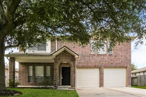 Houston Home at 4839 Gypsy Forest Drive Humble , TX , 77346-2468 For Sale