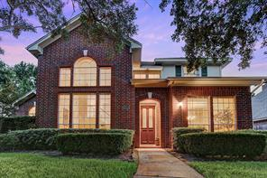 Houston Home at 1302 Hathorn Way Drive Houston , TX , 77094-2990 For Sale