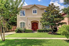 Houston Home at 3832 Swarthmore Street Houston , TX , 77005-3610 For Sale