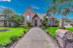 Houston Home at 1415 Hannington Drive Katy , TX , 77450-5018 For Sale