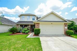 Houston Home at 8746 Farm Ridge Lane Humble , TX , 77338 For Sale
