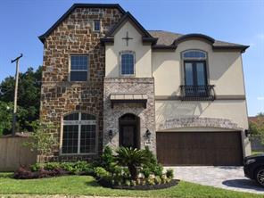 Houston Home at 1602 East Rose Terrace Lane Houston , TX , 77055-1170 For Sale