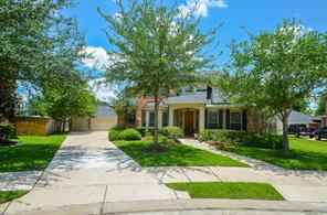 Houston Home at 8502 Snowflower Mdw Lane Katy , TX , 77494-0542 For Sale