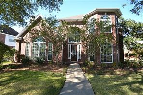 Houston Home at 1326 Marlstone Drive Houston , TX , 77094-3080 For Sale