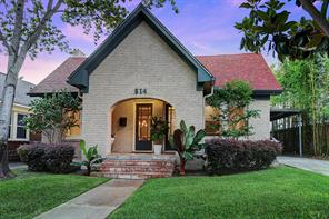 Houston Home at 514 W Saulnier Street Houston , TX , 77019-4429 For Sale