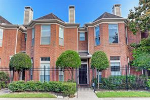 Houston Home at 1921 Genesee Street Houston , TX , 77006-1454 For Sale