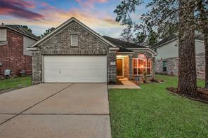 Houston Home at 27310 Pine Crossing Drive Spring , TX , 77373-7920 For Sale