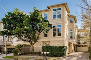 Houston Home at 4515 Lillian Street A Houston , TX , 77007-5573 For Sale