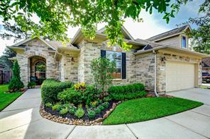 Houston Home at 18218 Hampton Hills Drive Humble , TX , 77338-6448 For Sale