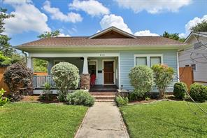 Houston Home at 819 Redan Street Houston , TX , 77009-6037 For Sale