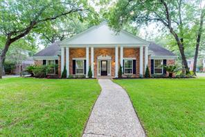Houston Home at 763 Bison Drive Houston , TX , 77079-4432 For Sale