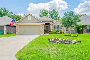 Houston Home at 5808 Olde Oaks Drive Willis , TX , 77378-3156 For Sale