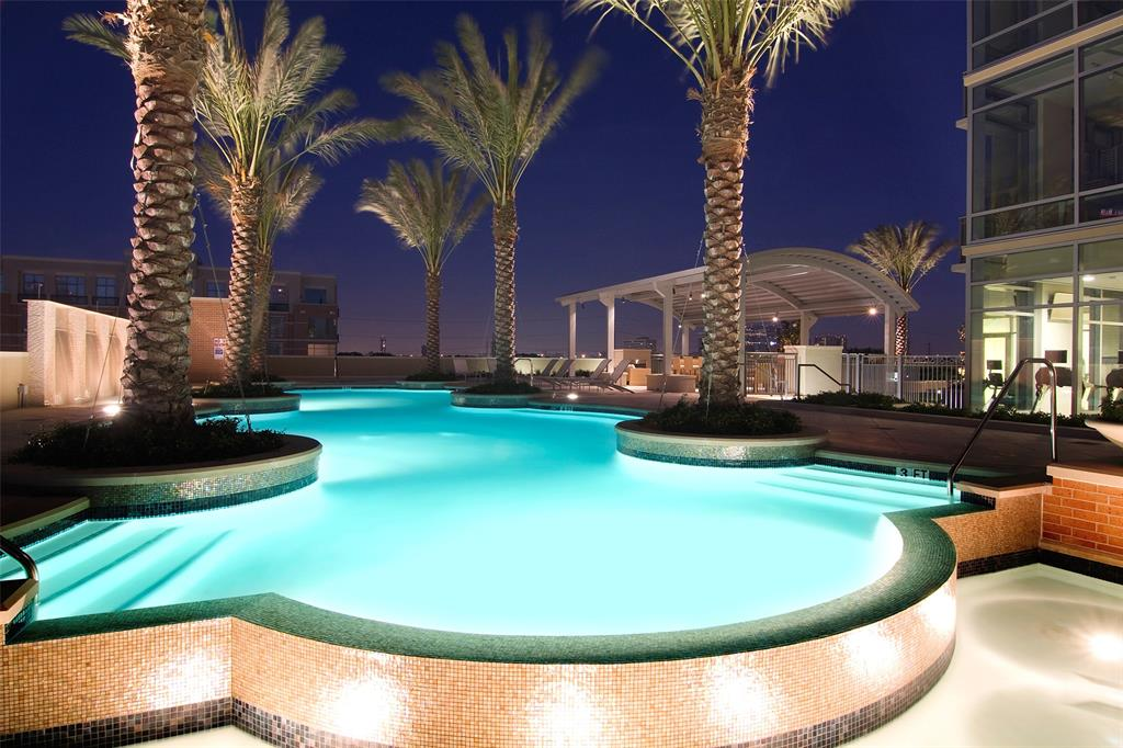 Relax by the pool and enjoy the sunsets in the luxurious haven!