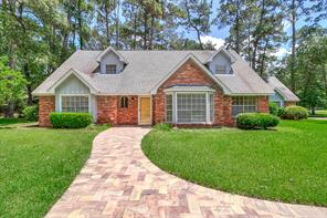 Houston Home at 1200 Mistletoe Lane Kingwood , TX , 77339-3238 For Sale