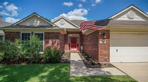 Houston Home at 15110 Red Cedar Bluff Lane Cypress , TX , 77433-5822 For Sale