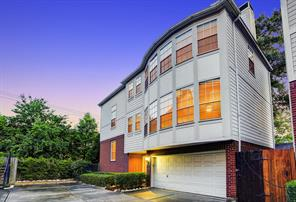 Houston Home at 4219 Gibson Street B Houston                           , TX                           , 77007-5969 For Sale