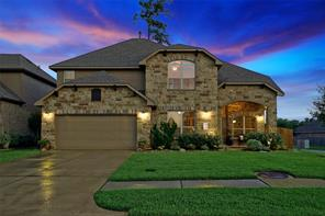Houston Home at 127 Meadow Valley Drive Conroe , TX , 77384-2133 For Sale