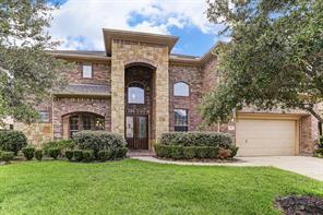 Houston Home at 3919 Randle Ridge Court Fulshear                           , TX                           , 77441-4562 For Sale
