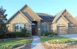 Houston Home at 16906 Thomas Ridge Lane Cypress , TX , 77433-3956 For Sale