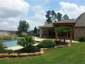 Houston Home at 6442 S Arbor Rose Lane Spring , TX , 77379-7983 For Sale