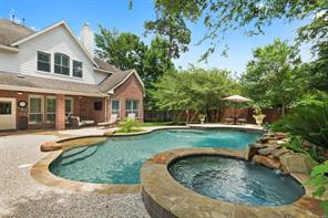 Houston Home at 23 N Terrace Mill Circle The Woodlands , TX , 77382-2814 For Sale