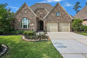 Houston Home at 3 Corbel Point Way Tomball , TX , 77375-4833 For Sale