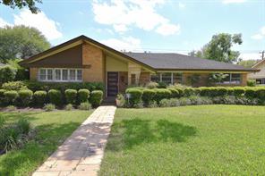 Houston Home at 4039 Falkirk Lane Houston , TX , 77025-2907 For Sale