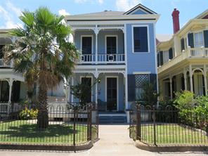 Houston Home at 1313 25th Street Galveston , TX , 77550 For Sale