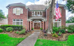 Houston Home at 3735 Tree Manor Lane Kingwood , TX , 77345-1207 For Sale