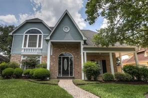 Houston Home at 12502 Burgoyne Drive Houston , TX , 77077-5820 For Sale