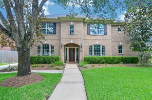 Houston Home at 1135 Thistlemeade Drive Houston , TX , 77094-4101 For Sale