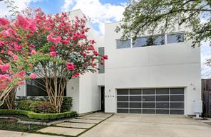 Houston Home at 2314 McDuffie Street Houston , TX , 77019-6528 For Sale