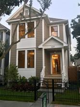 Houston Home at 624 W 22nd Street Houston , TX , 77008-1938 For Sale