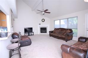 Houston Home at 106 Ambershadow Drive Houston , TX , 77015-1729 For Sale