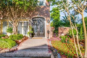 Houston Home at 54 Bayou Pointe Drive A Houston , TX , 77063-1037 For Sale
