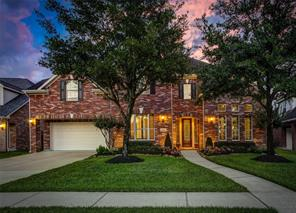 Houston Home at 6338 Collina Springs Court Houston , TX , 77041-6169 For Sale