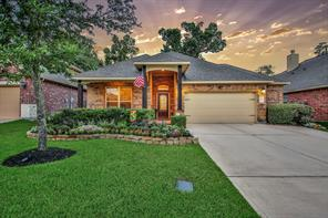 Houston Home at 1058 Forest Haven Court Conroe , TX , 77384-3500 For Sale