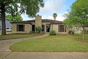 Houston Home at 3815 Plum Hollow Drive Houston , TX , 77059-6037 For Sale