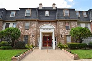 Houston Home at 355 Post Oak Lane 741 Houston , TX , 77024-5934 For Sale
