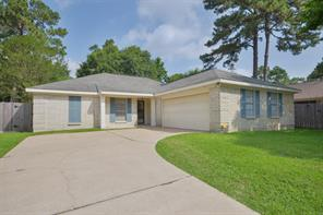 Houston Home at 9206 Palm Shores Drive Spring , TX , 77379-4469 For Sale