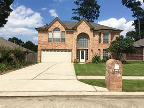 Houston Home at 25714 Bearborough Drive Spring , TX , 77386-1457 For Sale