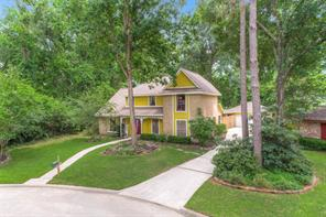 Houston Home at 3007 Falling Brook Drive Kingwood , TX , 77345-1316 For Sale