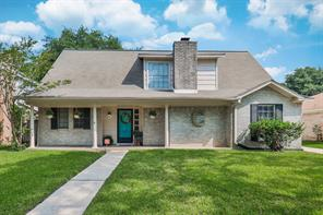 Houston Home at 6910 Huntbrook Drive Spring , TX , 77379-5018 For Sale