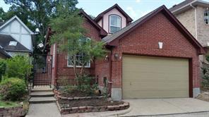 Houston Home at 12865 Kingsbridge Lane Houston , TX , 77077 For Sale