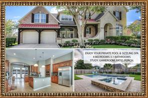 Houston Home at 14510 Logan Falls Lane Humble , TX , 77396-3773 For Sale